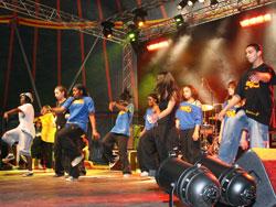 Intolérance Zéro 2007 : danse hip-hop