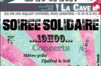 soiree solidaire la cave 2014
